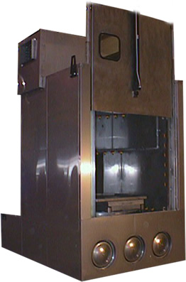 Aqueous Cabinet Washer - Part Cleaning Equipment