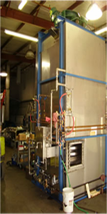 Industrial Desgreaser - Vibra Degreasing systems